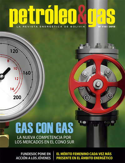 Revista Petróleo & Gas No. 118