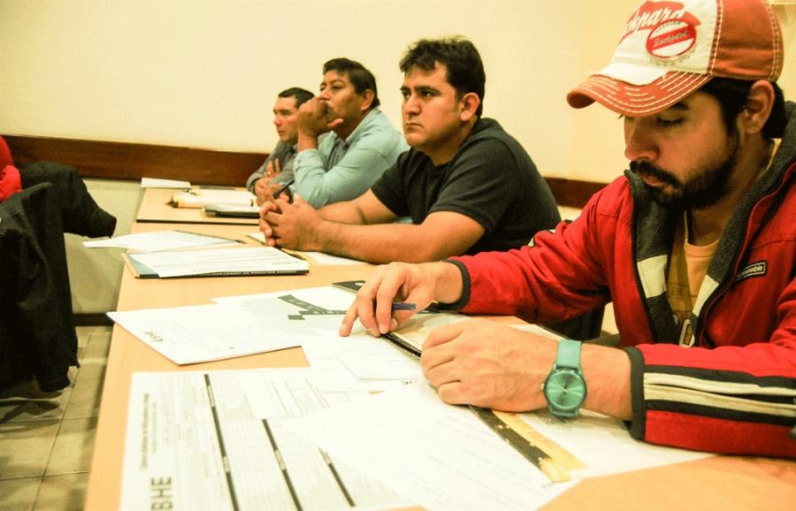 Tres cursos de Manejo Defensivo se realizaron en la CBHE este mes de julio