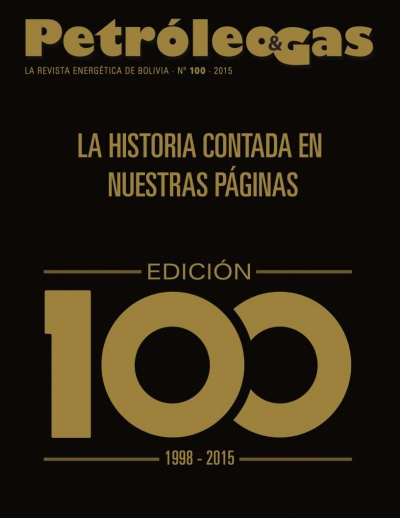 Revista Petróleo & Gas No. 100