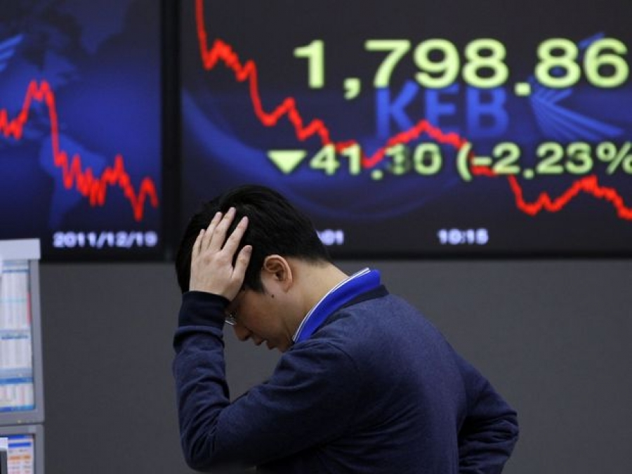 China hunde las bolsas y el crudo baja a $us 38