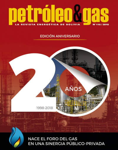 Revista Petróleo & Gas No. 115