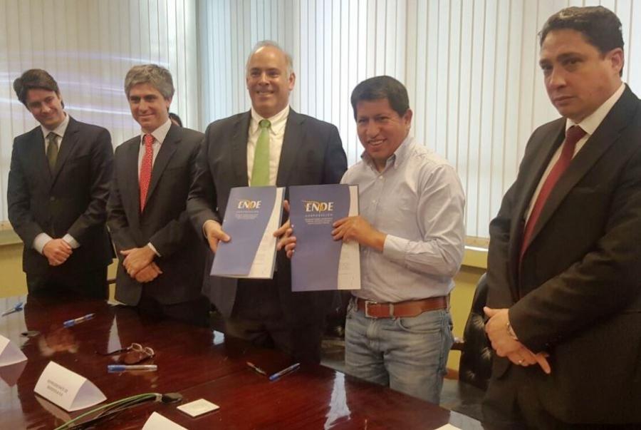Bolivia concluye arbitraje con Iberdrola y Paz Holdings con el pago de $us 53.6 millones