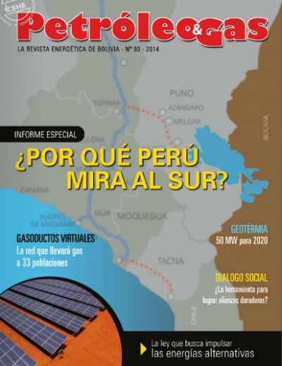 Revista Petróleo & Gas No. 93