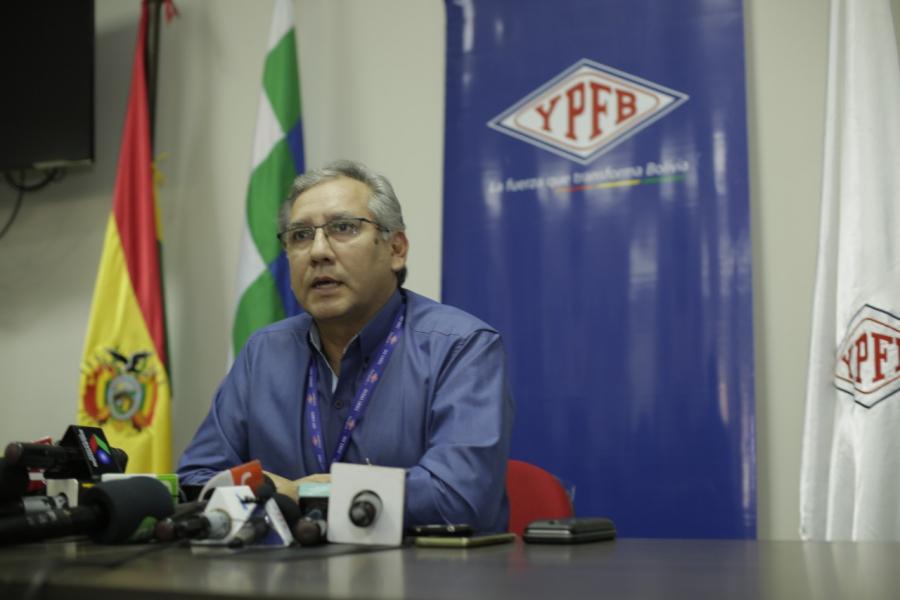 INCIDENTE PROVOCA UNA FISURA EN EL GASODUCTO SANTA CRUZ-YACUIBA