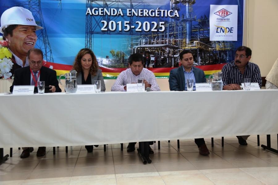 Energía: anuncian inversiones de $us 5.441 millones en Santa Cruz hasta el 2025