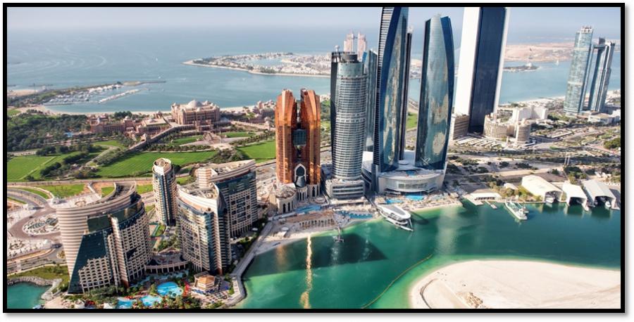 ABU DHABI SE ALISTA PARA EL 24º CONGRESO MUNDIAL DE ENERGÍA