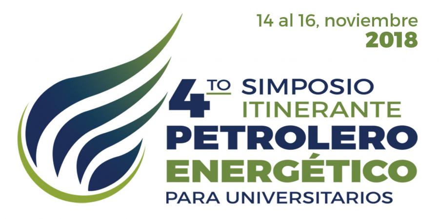 ORGANIZAN 4TO SIMPOSIO PETROLERO PARA UNIVERSITARIOS