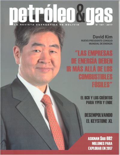 Revista Petróleo & Gas No. 107