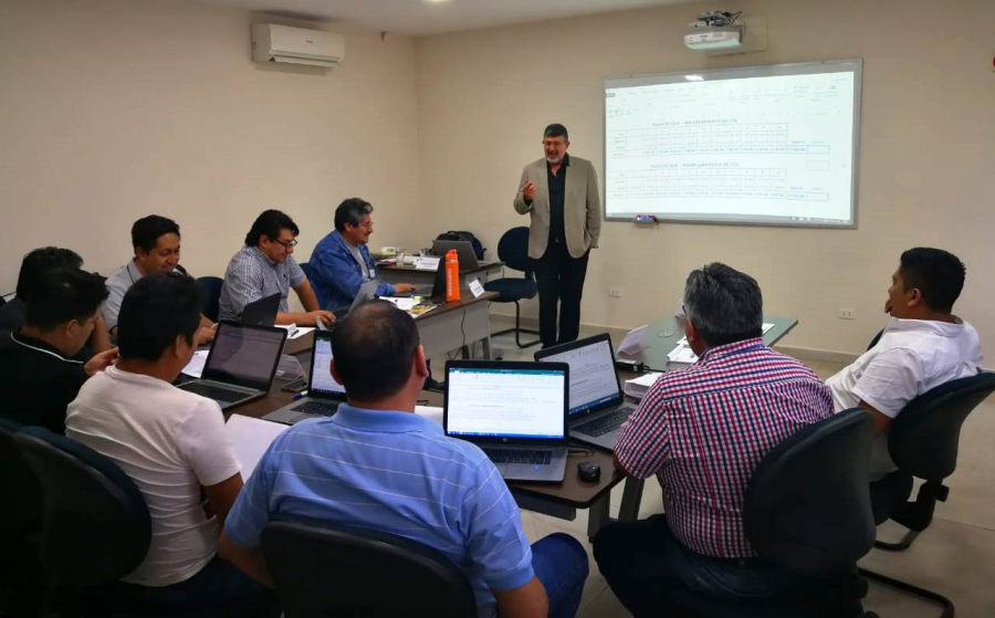 CURSO: ESPECIALISTA EN MANTENIMIENTO BASADO EN TÉCNICAS DE CONFIABILIDAD