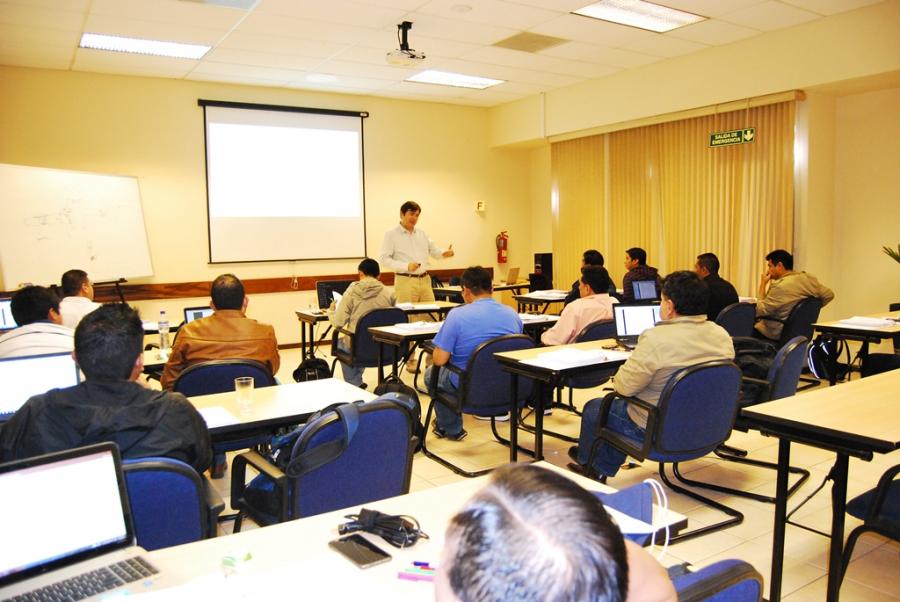 CBHE realizó el curso ASME SECCIÓN VIII